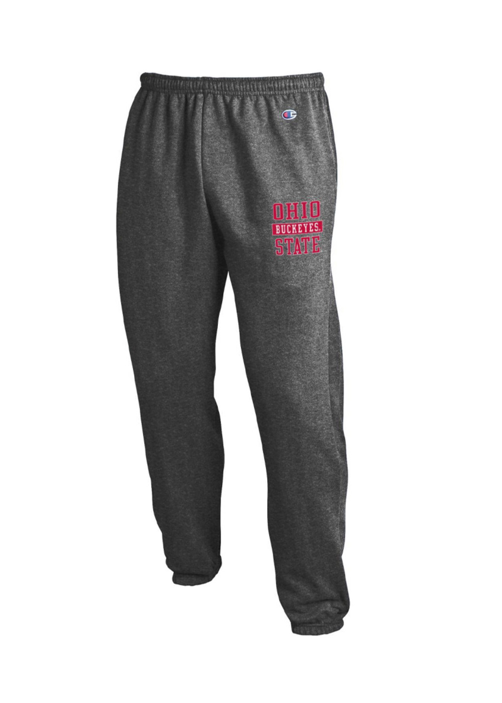Champion Ohio State Buckeyes Men's Banded Bottom Sweatpants
