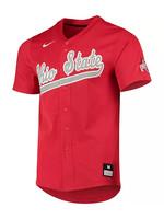 Nike Ohio State Buckeyes Vapor Untouchable Replica Baseball Jersey