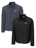 Cutter & Buck Ohio State University WeatherTec Mason Full Zip Jacket