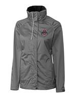 Cutter & Buck Ohio State Buckeyes Women's Trailhead Jacket