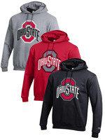 Champion Ohio State Buckeyes Champion Athletic O Powerblend Pullover Hoodie