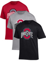 Champion Ohio State Buckeyes Classic Athletic O Tee