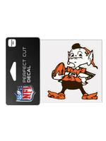 Wincraft Cleveland Browns Retro Elf Decal - 4x4