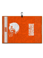 Wincraft Cleveland Browns Jacquard Golf Towel