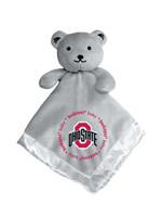 Ohio State Buckeyes Gray Security Bear