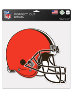 """Wincraft Cleveland Browns 12"""" x 12"""" Perfect Cut Decal"""