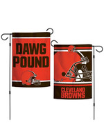 Wincraft Cleveland Browns Dawg Pound Double Sided Garden Flag