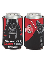Wincraft Ohio State Buckeyes Darth Vader Can Cooler