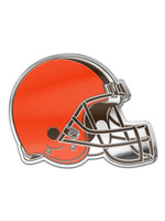 Wincraft Cleveland Browns Orange Helmet Auto Emblem