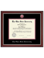 CHURCH HILL CLASSICS The Ohio State University Masterpiece Medallion Diploma Frame