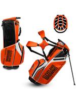 Wincraft Cleveland Browns WinCraft Caddie Carry Hybrid Golf Bag