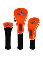 Wincraft Cleveland Browns Set of 3 Headcovers