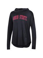 GEAR SPORTS Ohio State Buckeyes Women's Hooded Long Sleeve Shirt