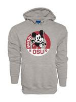 Ohio State Buckeyes 1870 Mickey Mouse Hoodie