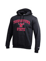 Champion Youngstown State University Black Hoodie