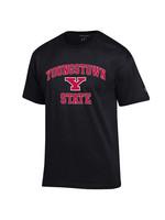 Champion Youngstown State University Black T-Shirt