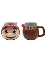 Ohio State Buckeyes 18 Oz. Mascot Mug