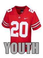 Nike Ohio State Buckeyes Youth #20 Nike Jersey