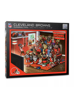 Cleveland Browns Puzzle - A Real Nailbiter