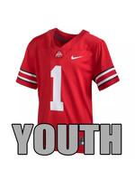 Nike Ohio State Buckeyes #1 Nike Youth Replica Jersey