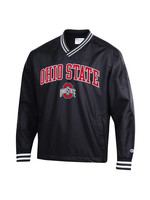 Champion Ohio State Buckeyes Black Scout Pullover Jacket