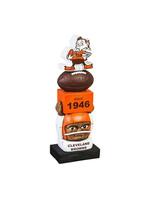Cleveland Browns Vintage Tiki Totem