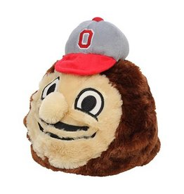 Forever Collectibles Ohio State University Plush Brutus Hat