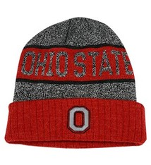 Top of the World Ohio State University Below Zero II Cuffed Knit Hat