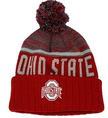 Top of the World Ohio State University Acid Rain Knit Hat