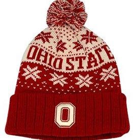 Top of the World Ohio State University Subarctic Cuffed Knit