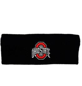 Top of the World Ohio State University Athletic O Black Headband