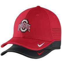 Nike Ohio State University Sideline Coaches Cap