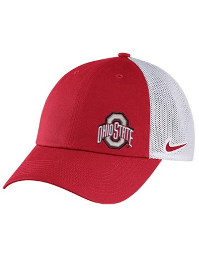 Nike Ohio State University Athletic O Trucker Hat