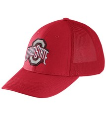 Nike Ohio State University DriFit Legacy91 Mesh Back Ball Cap