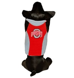 Ohio State University Collegiate Pet Fleece Vest