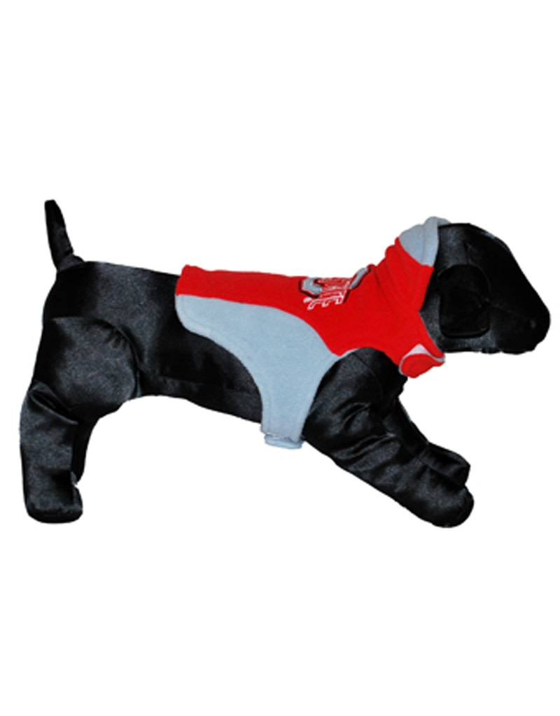 Ohio State University Collegiate Pet Fleece Vest