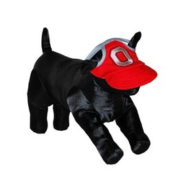 Ohio State University Collegiate Block O Pet Cap