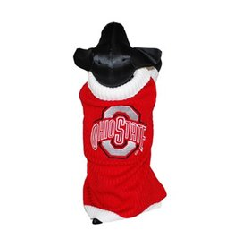 Ohio State University Dog Sweater