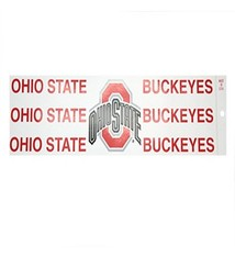 "Ohio State University ""Ohio State Buckeyes"" Bumper Sticker"