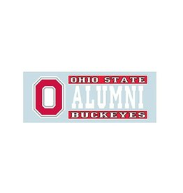 "Ohio State University Alumni 6"" Decal"