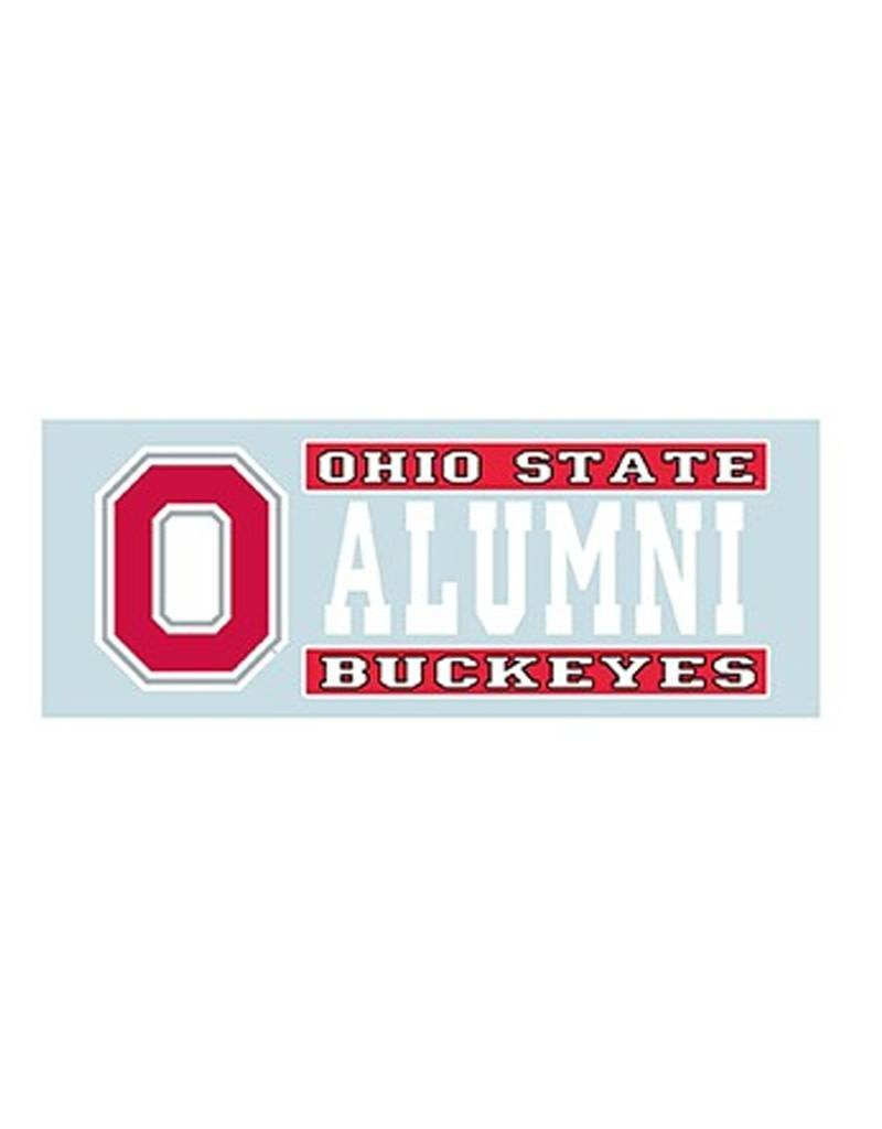 "Ohio State University Alumni 6"" Decal"