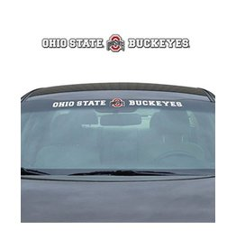 Ohio State University Windshield Decal