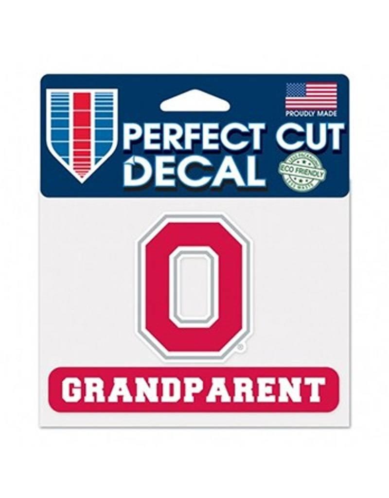 "Wincraft Ohio State University 4.5"" x 5.75"" Grandparent Decal"