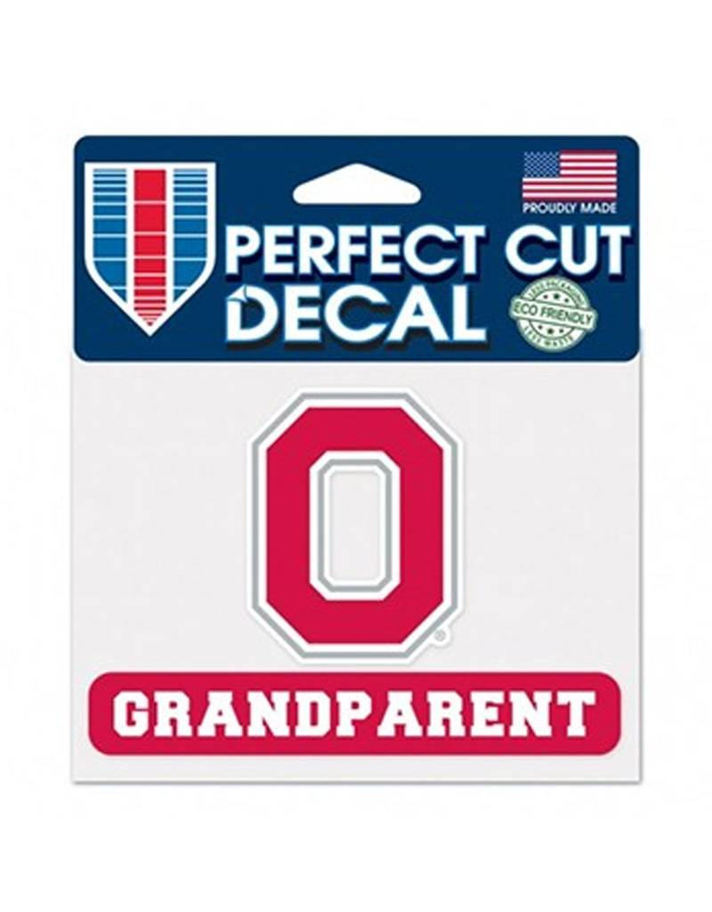 "Wincraft Ohio State University 4.5"" x 5.75"" Grandparent Decal"