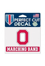 """Wincraft Ohio State University 4.5"""" x 5.75"""" Marching Band Decal"""