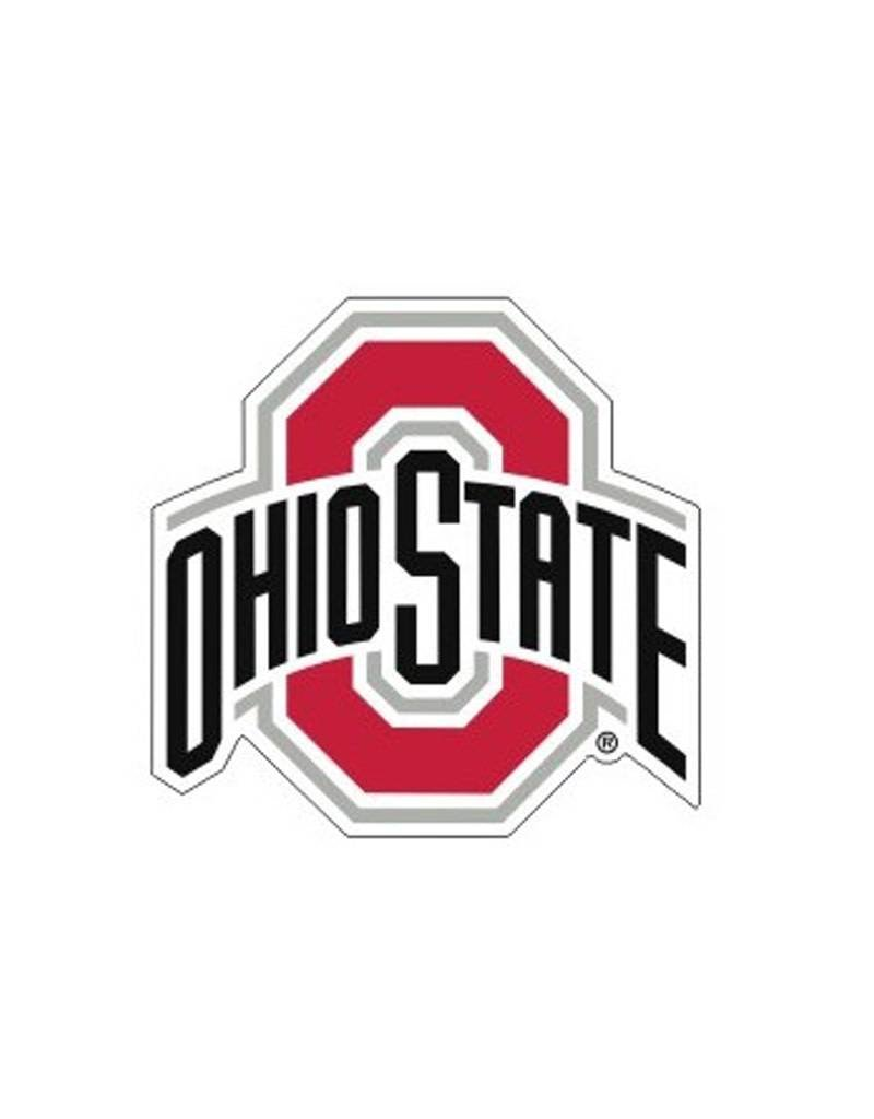 "Ohio State University Athletic O 18"" Decal"