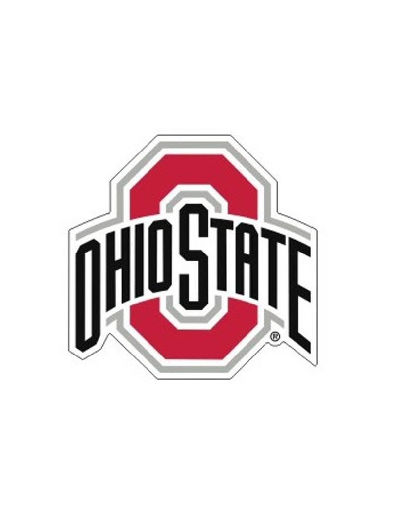 "Ohio State University Athletic O 12"" Decal"