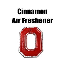 Ohio State University Cinnamon Block O Air Freshener