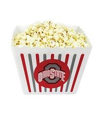 Ohio State University Square Popcorn Bucket