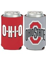 Wincraft Ohio State University Two-Sided Can Koozie